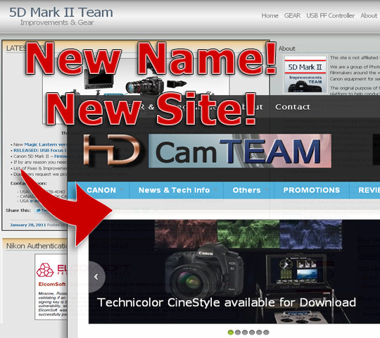 New Name & New Website!